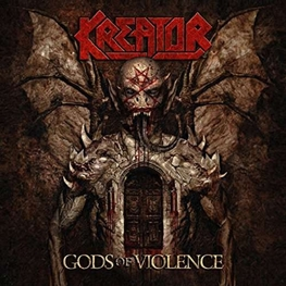 KREATOR - Gods Of Violence Jewel (CD)