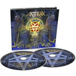 ANTHRAX - For All Kings (European To (2CD)