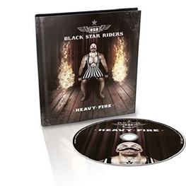 BLACK STAR RIDERS - Heavy Fire (Cd Digibook) - (CD)