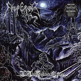 EMPEROR - In The Nightside Eclipse (CD)