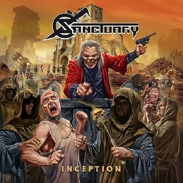SANCTUARY - Inception -spec/digi- (CD)