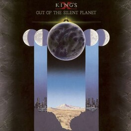 KING'S X - Out Of The Silent Planet (LP)