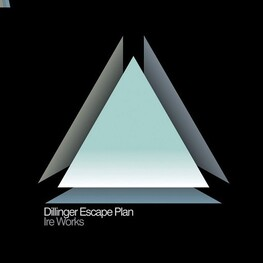 THE DILLINGER ESCAPE PLAN - Ire Works (CD)