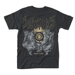 BEHEMOTH - Messe Noire (T-shirt Unisex: Xx-large) (T-Shirt)