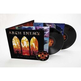 ARCH ENEMY - As The Stages Burn! (2LP + DVD)
