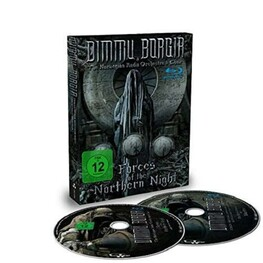 DIMMU BORGIR - Forces Of The Northern Nig (2 Blu-Ray)