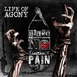LIFE OF AGONY - A Place Where There's No More (Black Gatefold Vinyl) (LP)