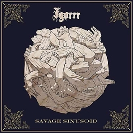 IGORRR - Savage Sinusoid (CD)