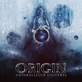 ORIGIN - Unparalleled Universe White Vinyl (LP)