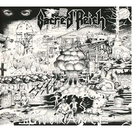 SACRED REICH - Ignorance: 30th Anniversary Reissue (CD)