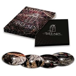 DELAIN - A Decade Of Delain - Live At Paradiso (3lp Gatefold) (3LP)