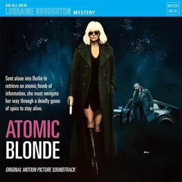 SOUNDTRACK - Atomic Blonde: Original Motion Picture Soundtrack (Vinyl) (2LP)