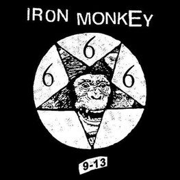 IRON MONKEY - 9-13 (CD)