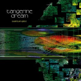 TANGERINE DREAM - Quantum Gate (180g Heavyweight Black Vinyl With Gatefold Sleeve) (2LP)