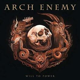 ARCH ENEMY - Will To Power (LP)