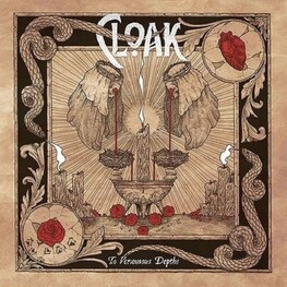 CLOAK - To Venemous Depths (2lp Black Vinyl Gatefold) (2LP)
