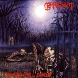 BAPHOMET - The Dead Shall Inherit (180g Black Vinyl) (LP)