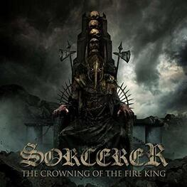 SORCERER - Crowning Of The Fire King (CD)