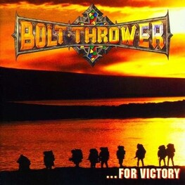 BOLT THROWER - ...For Victory (LP)