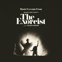 SOUNDTRACK, WILLIAM PETER BLATTY - The Exorcist: Music Excerpts From... (Limited Clear With Black Smoke Coloured Vinyl) (LP)