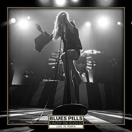 BLUES PILLS - Lady In Gold - Live In Paris ( (2LP)