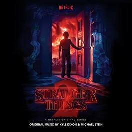 SOUNDTRACK, KYLE DIXON & MICHAEL STEIN - Stranger Things 2: A Netflix Original Series Soundtrack (CD)