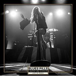 BLUES PILLS - Lady In Gold - Live In Par (2CD)