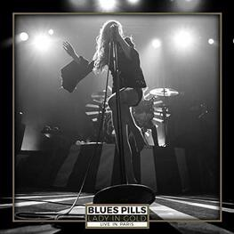 BLUES PILLS - Lady In Gold - Live In Par (3CD + DVD)
