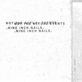 NINE INCH NAILS - Not The Actual Events Ep (CD)