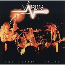 VARDIS - Worlds Insane -coloured- (LP)