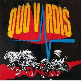 VARDIS - Quo Vardis -coloured- (LP)