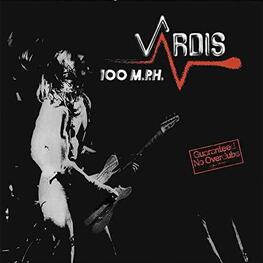 VARDIS - 100mph -coloured- (LP)