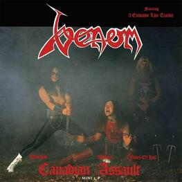 VENOM - Canadian Assault (LP)