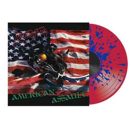 VENOM - American Assault (LP)