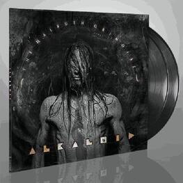 ALKALOID - The Malkuth Grimoire (2lp Black Gatefold Vinyl) (2LP)