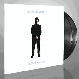 MARK DEUTROM - The Silent Treatment (Black Gatefold Vinyl) (2LP)