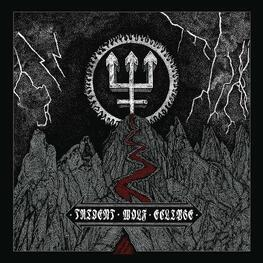 WATAIN - Trident Wolf Eclipse/black Lp & Lp-booklet (LP)