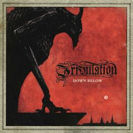 TRIBULATION - Down Below (Ltd. Gatefold Black Lp & Lp-booklet) (LP)