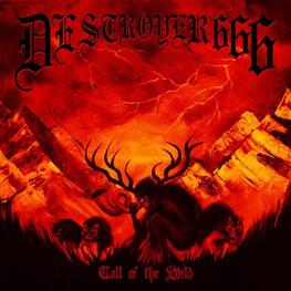 DESTROYER 666 - Call Of The Wild (Vinyl) (12in)