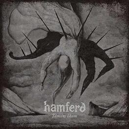 HAMFERD - Tamsins Likam (Light Gray/black Marbled Vinyl) (LP)