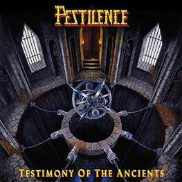 PESTILENCE - Testimony Of The Ancients (LP)