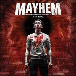 STEVE MOORE - Mayhem - O.S.T. (CD)