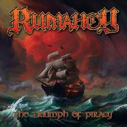 RUMAHOY - The Triumph Of Piracy (CD)