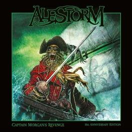 ALESTORM - Captain Morgan's Revenge (10th (2CD)