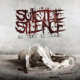 SUICIDE SILENCE - No Time To Bleed (Re-issue 2018)/gatefold Red Lp (LP)