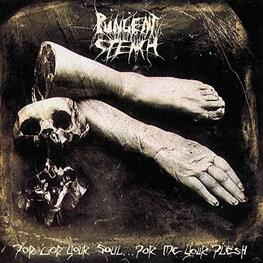 PUNGENT STENCH - For God Your Soul For Me Your Flesh (2LP)