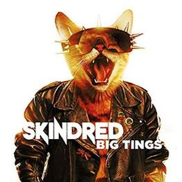 SKINDRED - Big Tings (CD)