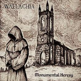 WALLACHIA - Monumental Heresy (CD)