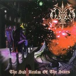 ODIUM - The Sad Realm Of The Stars (CD)