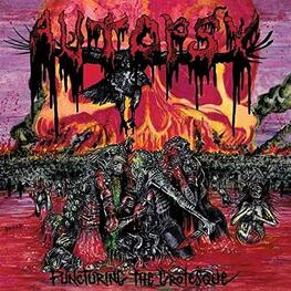 AUTOPSY - Puncturing The Grotesque (CD)